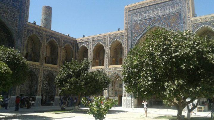 Czy potrzebuję wizy, aby wjechać do Uzbekistanu?