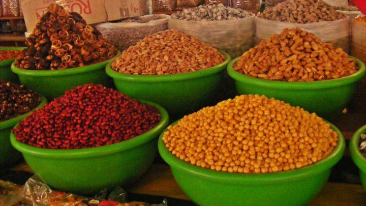 """Savoir vivre"" na uzbeckim bazarze"