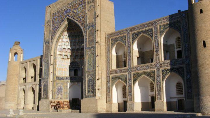 Zabytkowe miasta Uzbekistanu