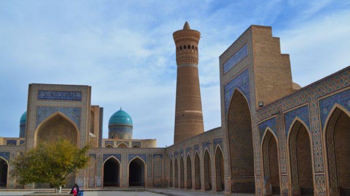 Tym zachwyca kolorowy Uzbekistan